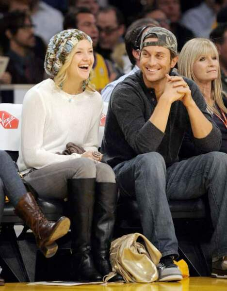 Kate et Oliver Hudson