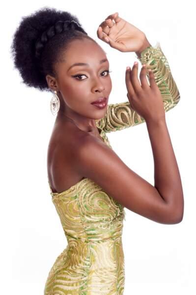 The 63rd Abena Appiah, Miss Ghana 2014
