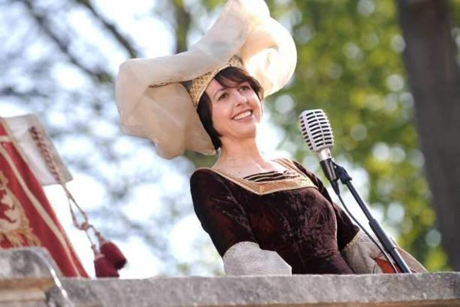 La fête médiévale de Fabienne Lepic (saison 5)
