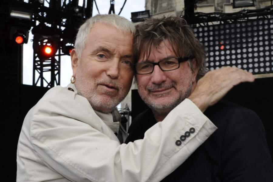 Bernard Lavilliers a rendu un émouvant hommage à son ami Jean-Louis Foulquier