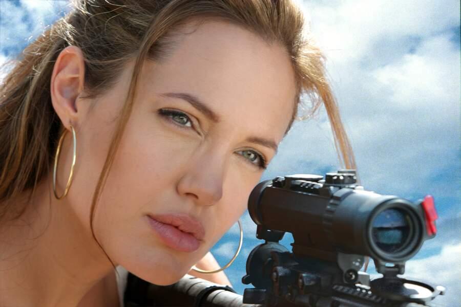 7) Angelina Jolie (622, 4 millions d'euros)