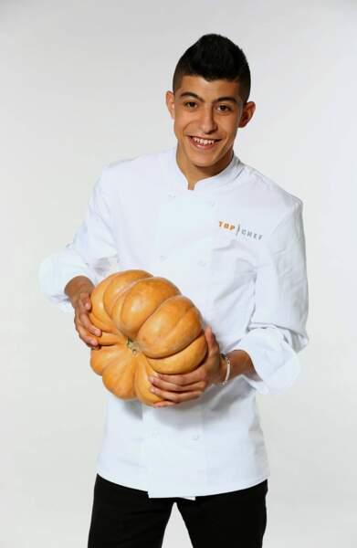 Mohamed Si Abdelkader Benmoussa, 21 ans, apprenti (Villeparisis)