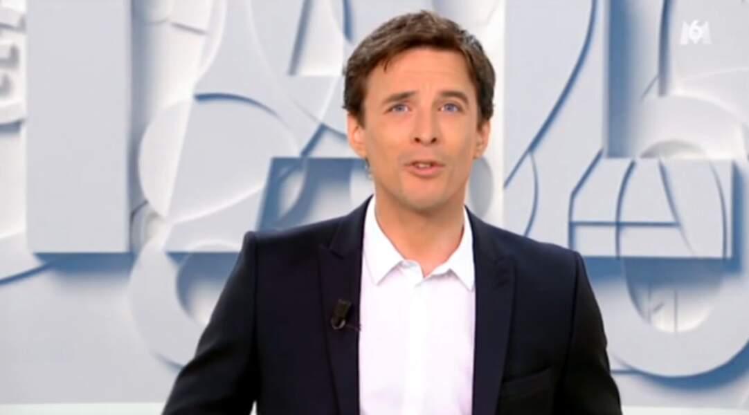 François-Xavier Ménage présente désormais Capital sur M6.