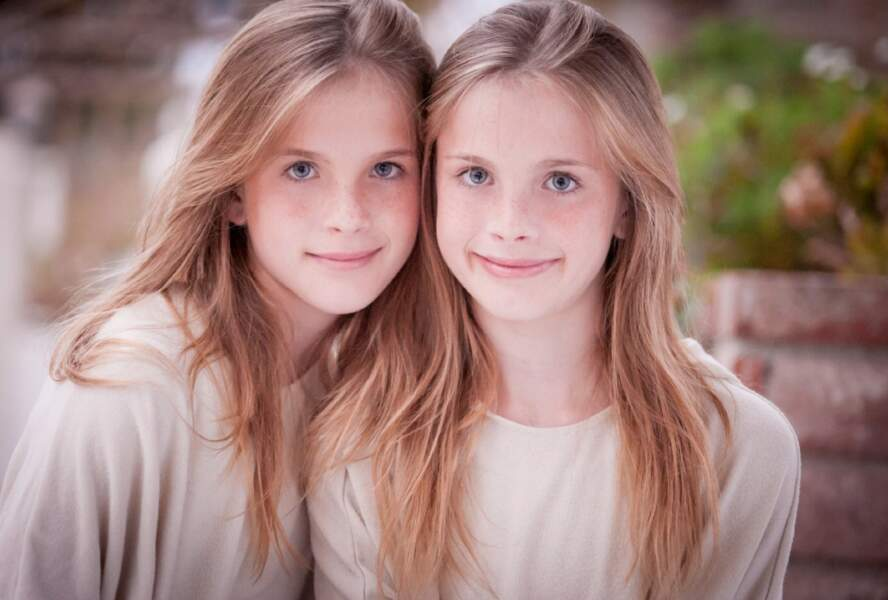 Le rôle d'Emma était en réalité interprétée par les jumelles Noelle et Cali Sheldon !