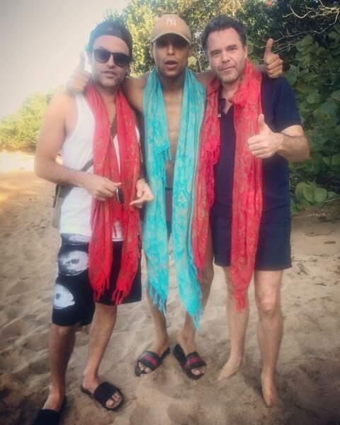 Bonne ambiance pour cette série de M6 tournée en Guadeloupe