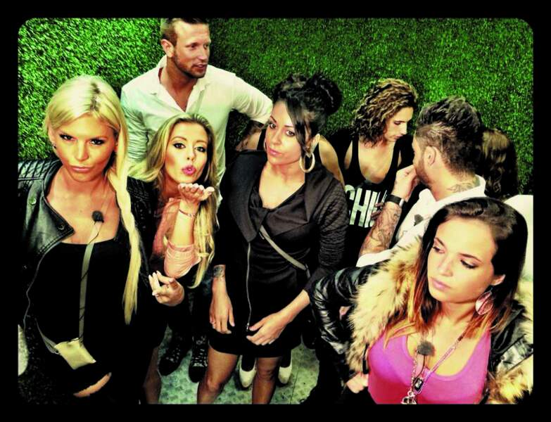 La photo de famille des Anges