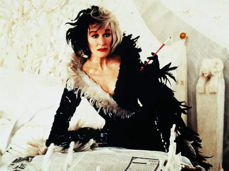 L'actrice Glenn Close a campé l'odieux personnage par deux fois au cinéma