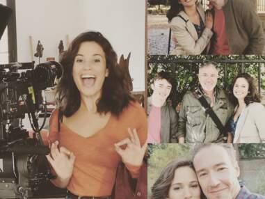 Le retour de Clem, Fabienne Carat dans Section de recherches… Tous les tournages de la semaine