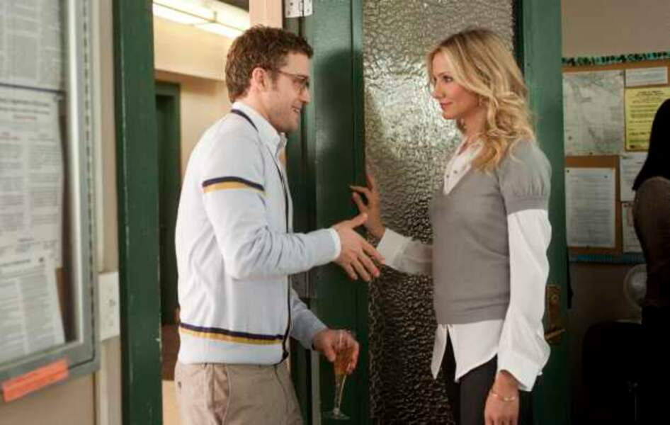 Bad Teacher (Jake Kasdan, 2011) : avec Cameron Diaz