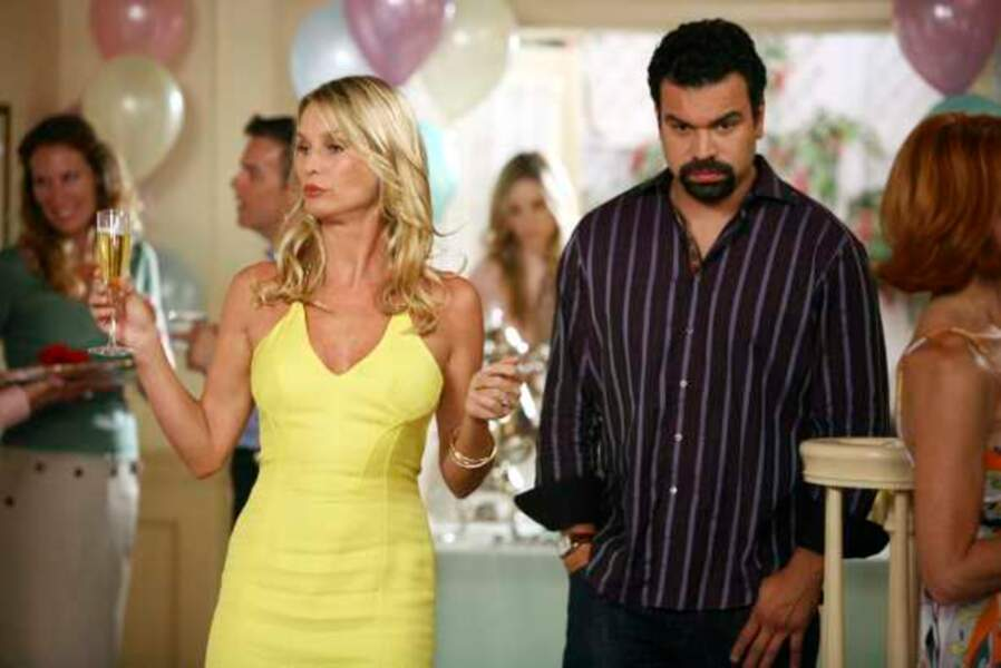Desperate Housewives - Edie et Carlos