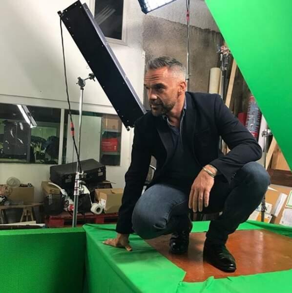 Mais quelle étrange position qu'adopte Philippe Bas sur le tournage de Profilage
