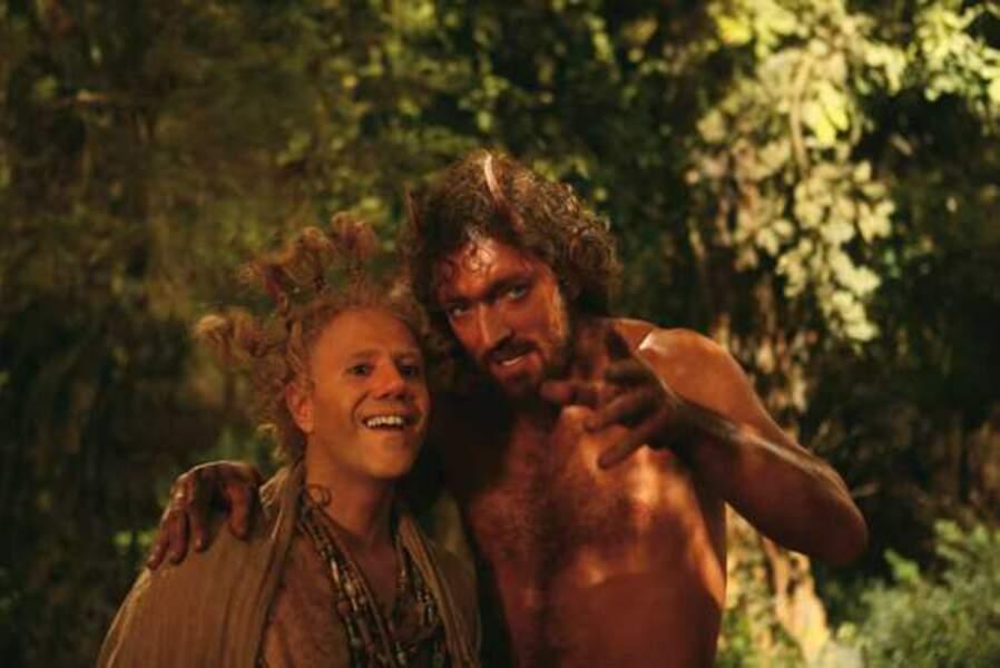 José Garcia et Vincent Cassel dans Sa Majesté Minor (2007)