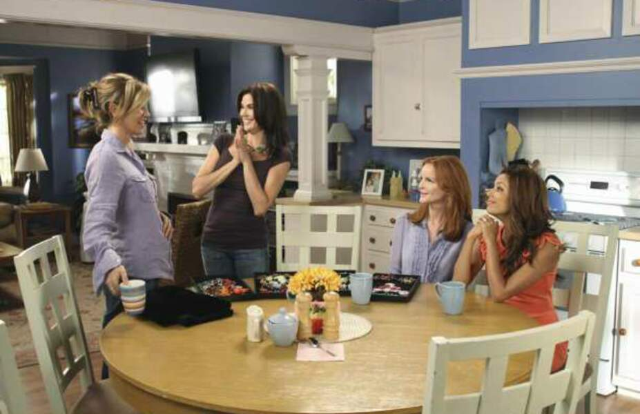 Desperate Housewives - Lynette et ses copines
