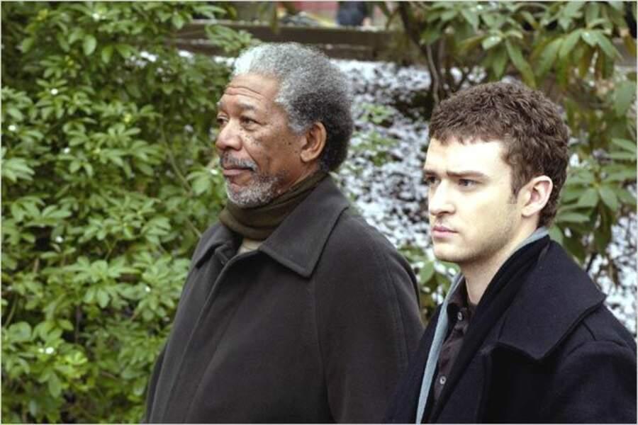 Edison (David Burke, 2006) : avec Morgan Freeman