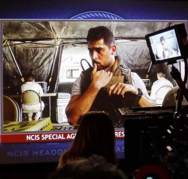 Wilmer Valderrama joue les gros bras dans un épisode de NCIS : enquêtes spéciales