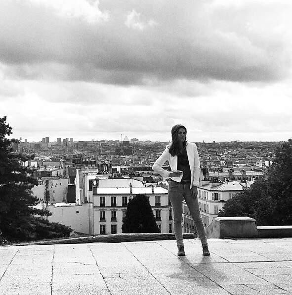 Après la Tour Eiffel, Montmartre !