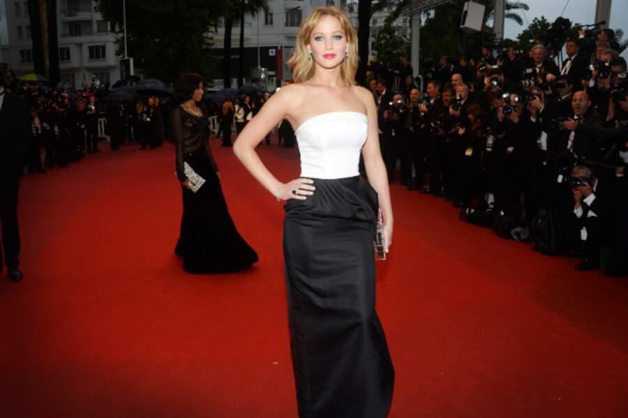 Jennifer Lawrence : après l'Oscar, Cannes !