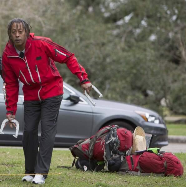 Après Splash, l'ancien handballeur Jackson Richardson s'est lancé un nouveau défi