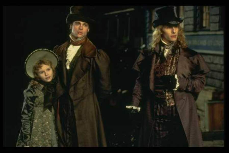 Entretien avec un vampire, avec Brad Pitt et Kirsten Dunst (1994)