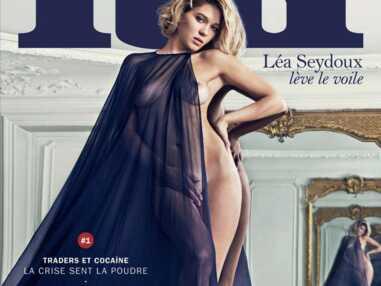 Après Rihanna et Gisele Bündchen, le magazine Lui déshabille Laetitia Casta !