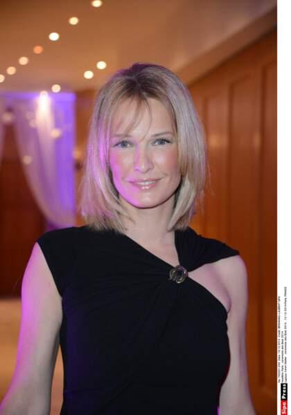 Karen Mulder en 2014