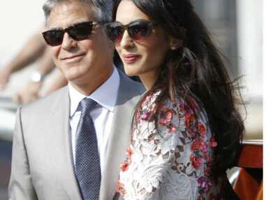 George Clooney et Amal Alamuddin : ça y est, ils se sont mariés !