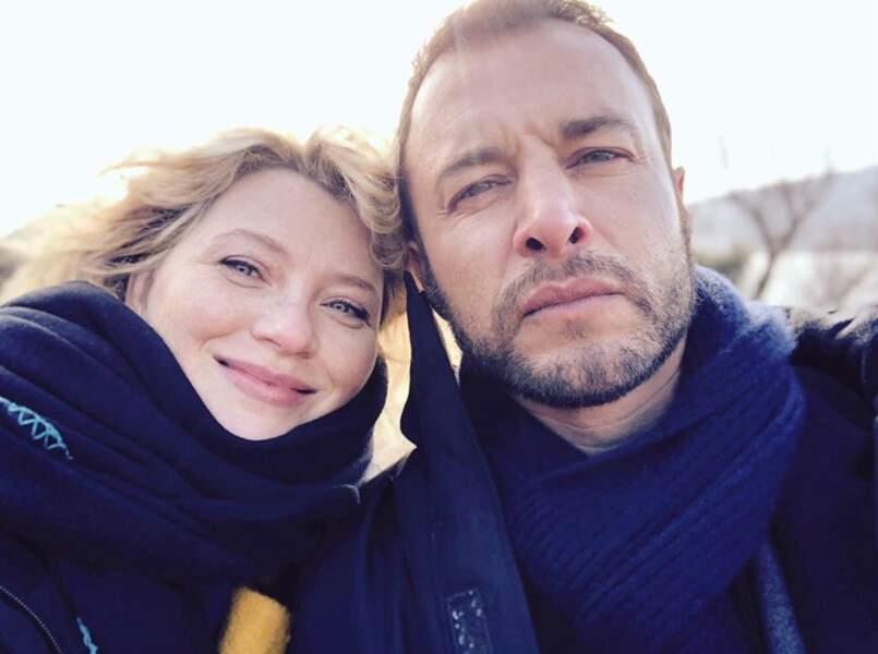 Cécile Bois et Raphaël Lenglet préparent la prochaine saison de Candice Renoir