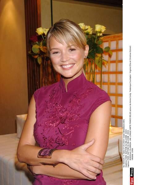 Virginie commence sa carrière à la télévision belge dès 1998, en animant des émissions humoristiques pour ados.