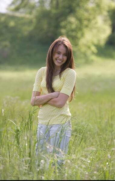 En 2009 dans Hannah Montana le film.