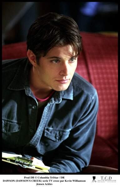 Jensen Ackles a joué C.J., un petit-ami de Jen