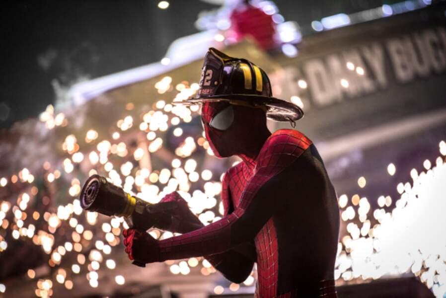 The Amazing Spider-Man: le destin d'un héros (sortie le 30 avril 2014)