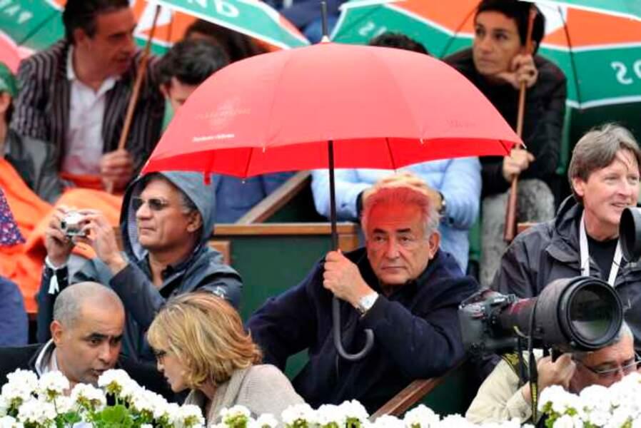 Dominique Strauss-Kahn a tenté de passer entre les gouttes