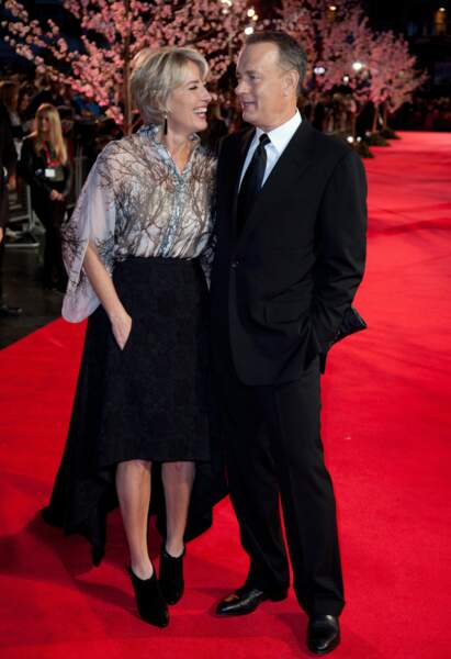 Emma Thompson et Tom Hanks, complices