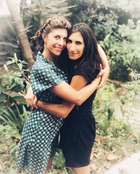 L'amour à l'écran et l'amitié dans la vraie vie entre les actrices de DNA Juliette Tresanini et Marie Catrix