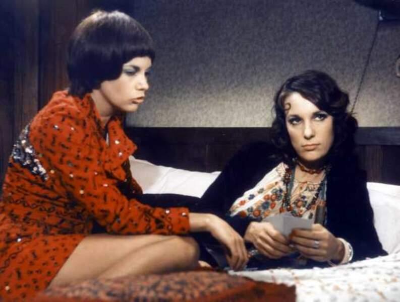L'amour c'est gai, l'amour c'est triste, de Jean-Daniel Pollet (1971), avec Chantal Goya