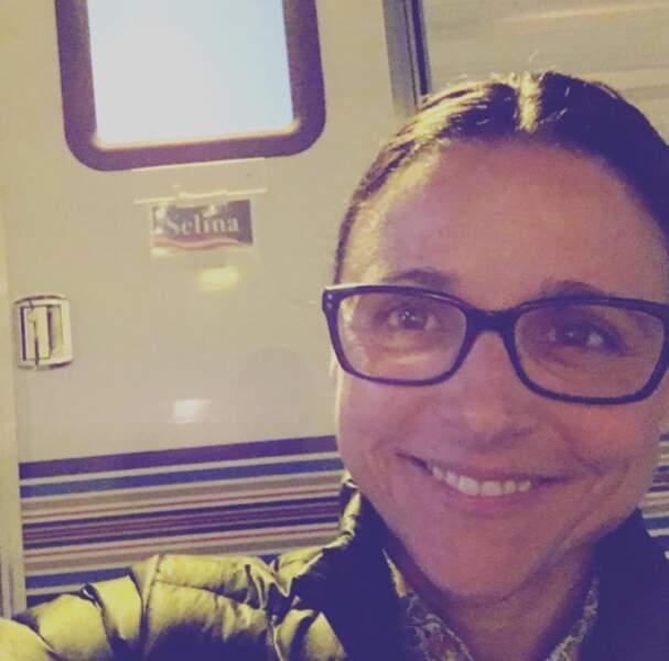 Julia Louis-Dreyfus ravie de montrer la loge de Selina, son personnage dans Veep