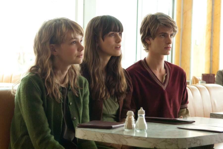 Never Let Me Go (2011) : avec Carey Mulligan et Andrew Garfield
