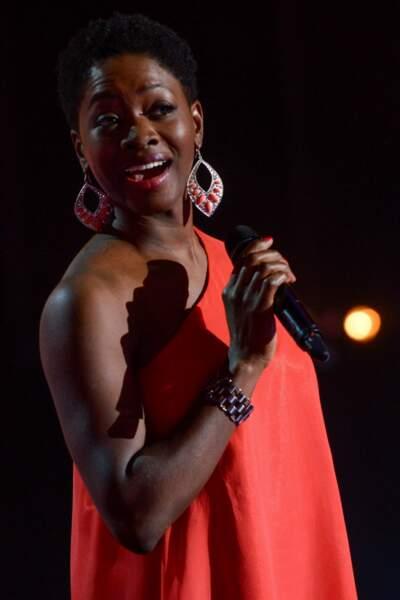 Azania Noah a été choisie par Florent Pagny après avoir repris Halo de Beyoncé face à Léah
