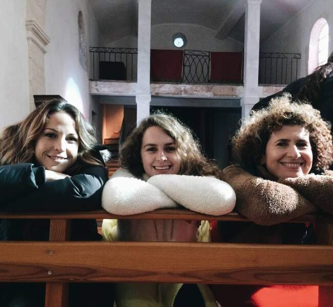 Parmi les guest de la prochaine saison de Caïn : Aurélie Vaneck, Anne-Laure Denoyel et Guilaine Londez
