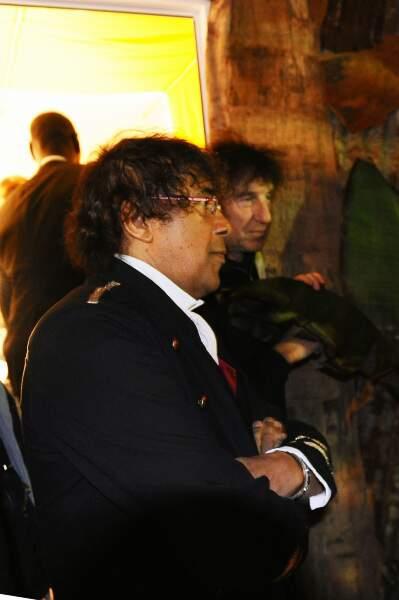 Laurent Voulzy et Alain Souchon, toujours très potes