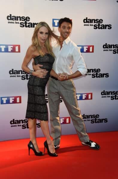Tonya Kinzinger et Maxime Dereymez