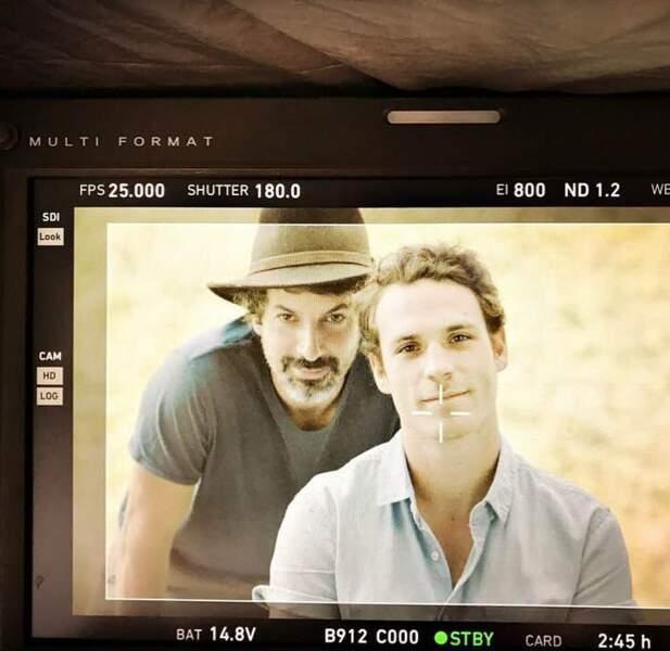 Pour une fois, Axel Huet (Antoine dans En famille) est doux comme un agneau. Hâte de débuter le tournage du prime ?
