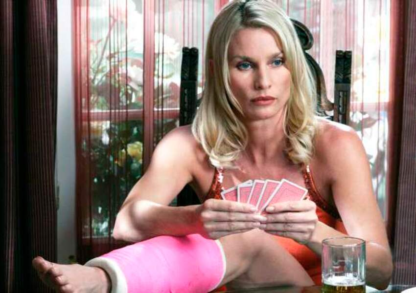 Desperate Housewives - Edie joue au poker