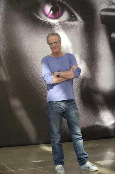Christophe Lambert, un président du jury sans chichis