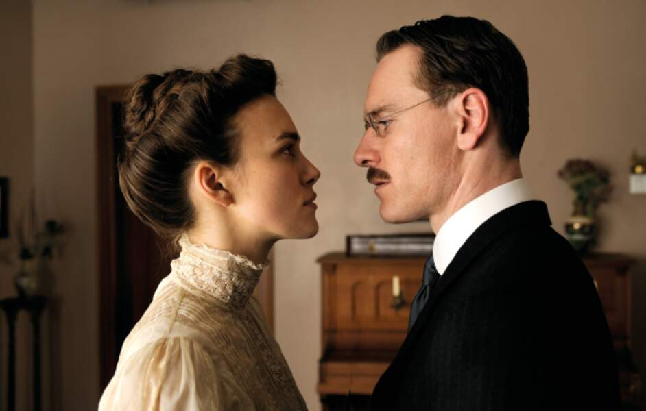 A Dangerous Method (2011) : avec Michael Fassbender