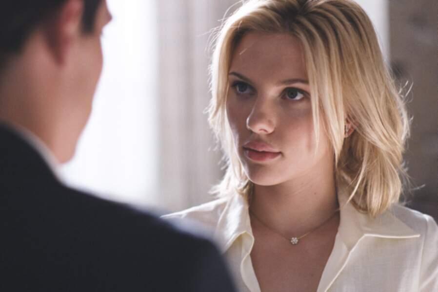 Scarlett Johansson illumine le grinçant Match point (2005)