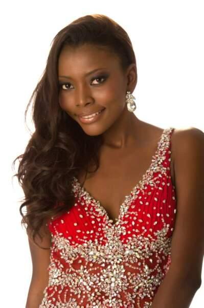 Miss Ghana (Gifty Ofori)
