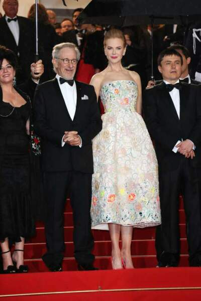 Lynne Ramsay, Steven Spielberg, Nicole Kidma et Cristian Mungiu