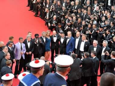 Nabilla, Gérard Depardieu et Les Expendables, superstars de Cannes