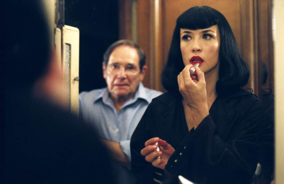 En 2007, Sophie Marceau réalise La Disparue de Deauville